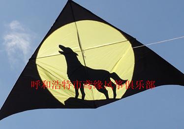 个性三角风筝